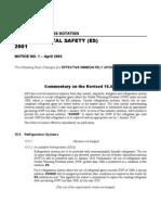 Envi Safety RCN1