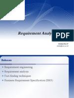 PTI444.07 - Requirement Analysis