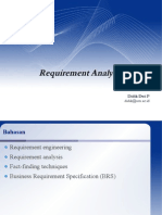 PTI444.07 - Requirement Analysis