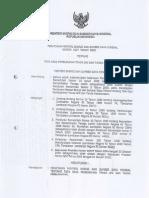 Permen-Esdm-0027-2005 Tata Cara Pembubuhan Tanda SNI Dan Tanda Keselamatan
