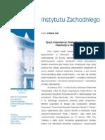 Marta Goetz - Szczyt Gospodarczy Polska-Niemcy. Polskie inwestycje w Niemczech