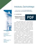 Witold Ostant - Współpraca regionalna w świetle traktatu o dobrym sąsiedztwie i przyjaznej współpracy między Polską a Niemcami z 1991 r.