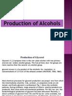 Alcohol Production