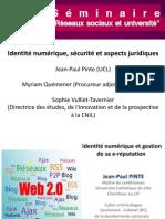 Présentation de Jean-Paul Pinte