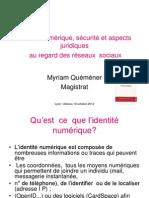 Présentation de Myriam Quéméner