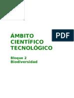 ÁMBITO Cientifico Tecnologico Bloque 2