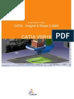 CATIA - Imagine & Shape 2 (IMA)