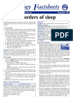 94 Disorders of Sleep