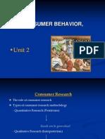 unit 2. consumer behavior.pptx