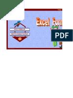 Self Learning Excel Formulas