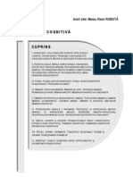 Psihologie Cognitiva Curs