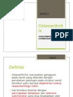 Referat Osteoarthritis
