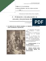 Modulo 2. Educación y Política