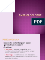 EMBRIOLOGI OTOT