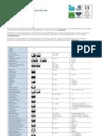 Altro Suprema Technical Data Sheet