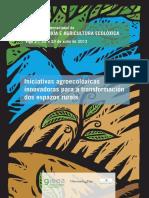 Libro IV Congreso Agroecoloxia