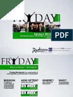 Fryday Bucharest Presentation