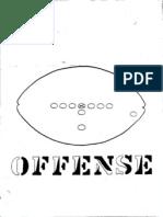 Single Back Offense