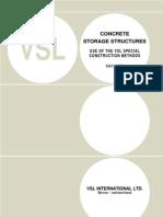 Concrete Storage Structures