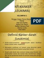ANTI KANKER (LEUKIMIA).ppt