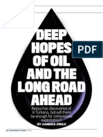 Deep hopes of oil and the long road ahead