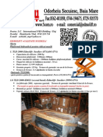 Oferta Torbau Epxert TLD2000 TMD TSD1500Edmolift