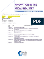 Open Innovation in the Chemical Industry