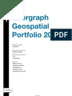 Intergraph Geospatial Portfolio 2013