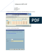 Configura o de Envio de E-Mai No SAP 4.7