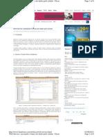 Web Service Acessando o Banco de Dados Pelo Celular