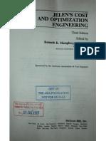 Cost & Optimazation -Jelens