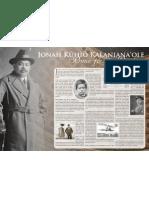 Hauoli la hanau  Prince Jonah Kuhio Kalaniana'ole