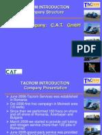 Tacrom Presentation 2010