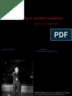 Poem Charlie Chaplin