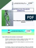 Aula  Controle da Poluição ambiental