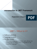 Introduction to .NET framework.ppt