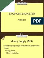 Ekonomi Moneter 2 - Copy