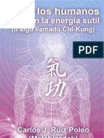 Como Los Humanos Manejan La Energia Sutil o Algo Llamado Chi Kung