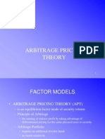 artbitragepricingtheory-12693505927341-phpapp01