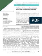 Cultivation of botryococcus braunii strain.pdf