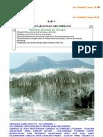 Materi Smp Kelas 8 Bab v (Getaran dan Gelombang)