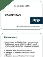 8 Kompensasi (Manajemen Sumber Daya Manusia)