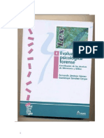 Evaluacion Psicologica Forense. 4 (2003)