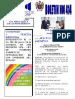 Boletín No. 414-1