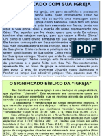 Eclesiologia - Doutrina da igreja