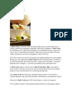 Dieta crash dr bolio menu
