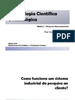 Metodologia Científica e Tecnologia