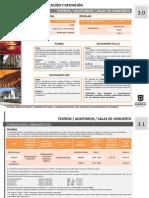 Anexo 15 II Estandares Arquitectonicos y Tecnicos Equipamientos Culturales