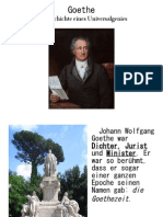 Projekt Uber Goethe