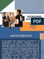 SOCIEDADES ACCIDENTALES